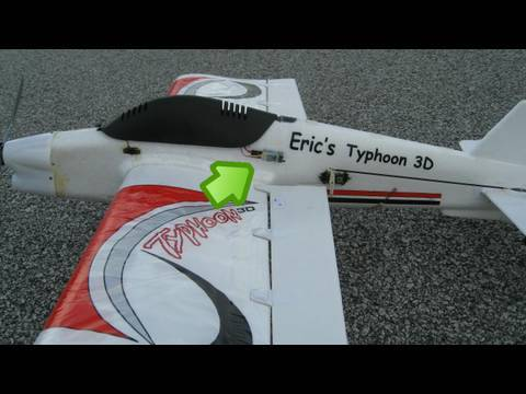 Altitude Sensor On A Typhoon RC Plane. How High Can It Fly?