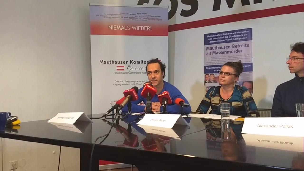 Bernhard Weidinger Personelle Verbindungen Der Fpö Mit Burschenschaften