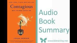 Contagious: Why Things Catch On: Jonah Berger - Audio Book Summary