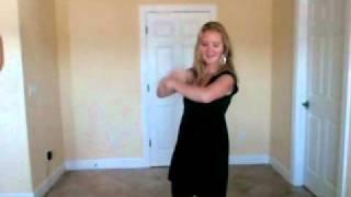 "Basic Steps to the Dance ""Little Liza Jane"" by Liz Mitchell"