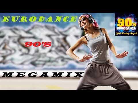EURODANCE 90s MEGAMIX - 14 - Vdj Vanny Boy®