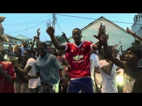 Les soldats ouest-africains déployés en Gambie