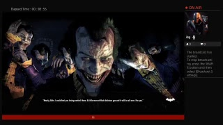 Batman arkham night #5