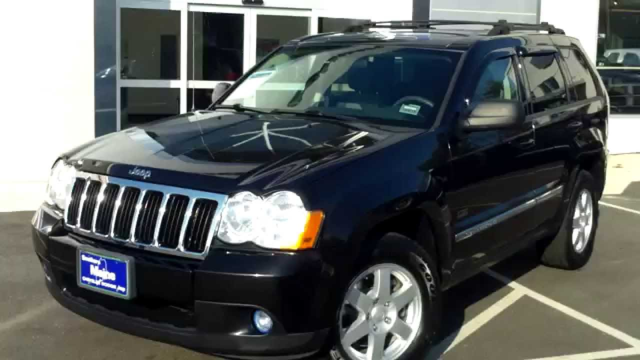 used 2009 jeep grand cherokee rocky mountain edition saco maine portland me best lowest price. Black Bedroom Furniture Sets. Home Design Ideas