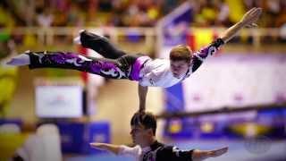 Slideshow : Acrobatic and Trampoline Gymnastics at The World Games 2013 Cali - We Are Gymnastics!