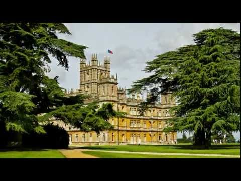 Highclere Castle - Downton Abbey