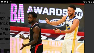 Steph Curry's Response To Patrick Beverley Trash Talking About The End Of The Warriors' Dynasty Was
