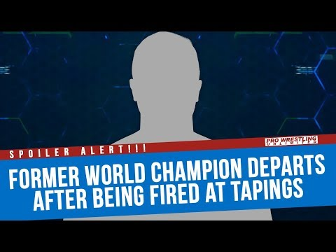 SPOILER ALERT: Former IMPACT World Champion Departs From Company After Being Fired At Tapings