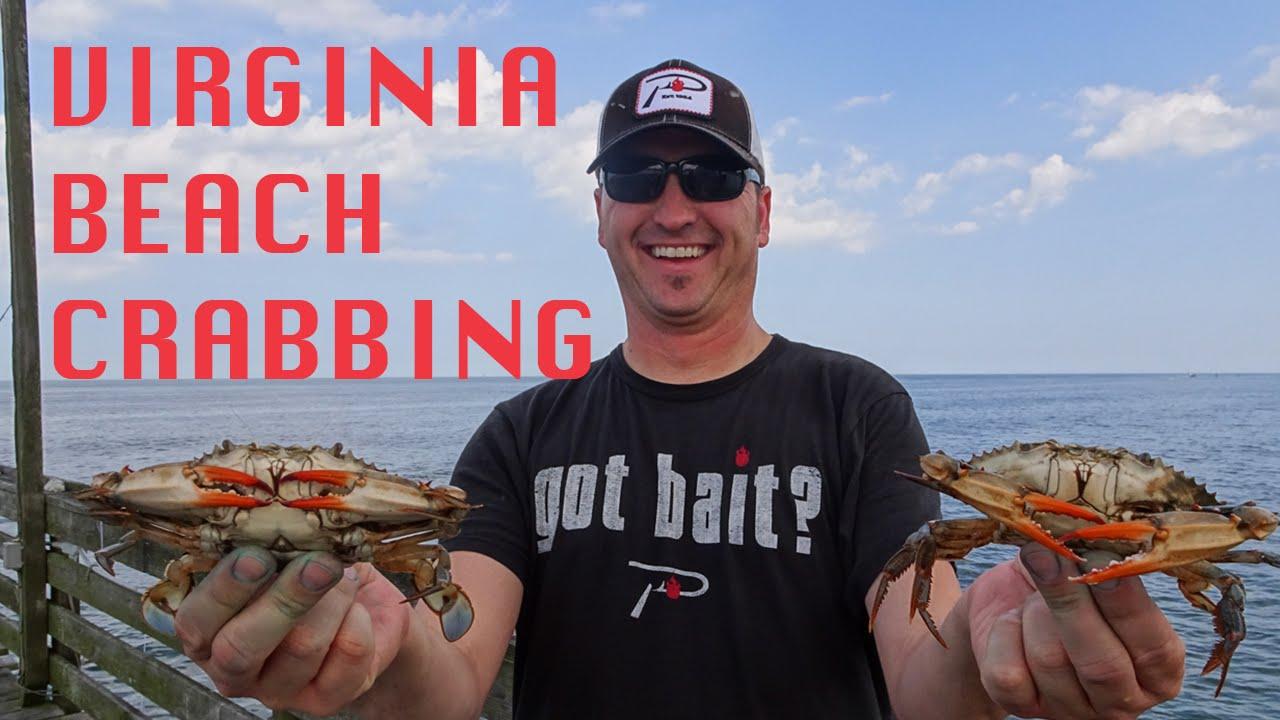 Virginia Beach Crabbing