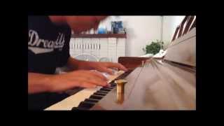 Born Sinner - J.Cole album PIANO MEDLEY
