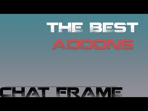 The Best Chat!   GameOnEnd   WoW Addons Series   World of Warcraft
