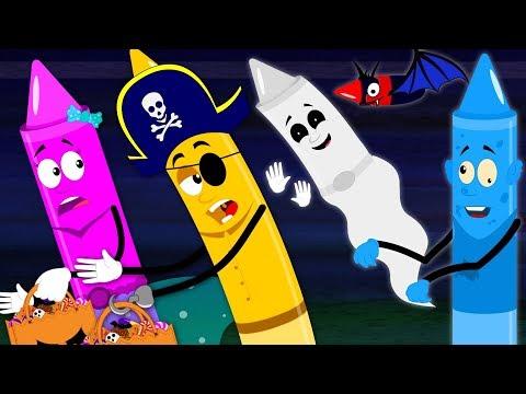 It's Halloween Night