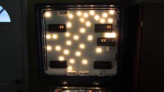 Bally Fathom Pinball Machine: Coin Mechs & Slam Tilt