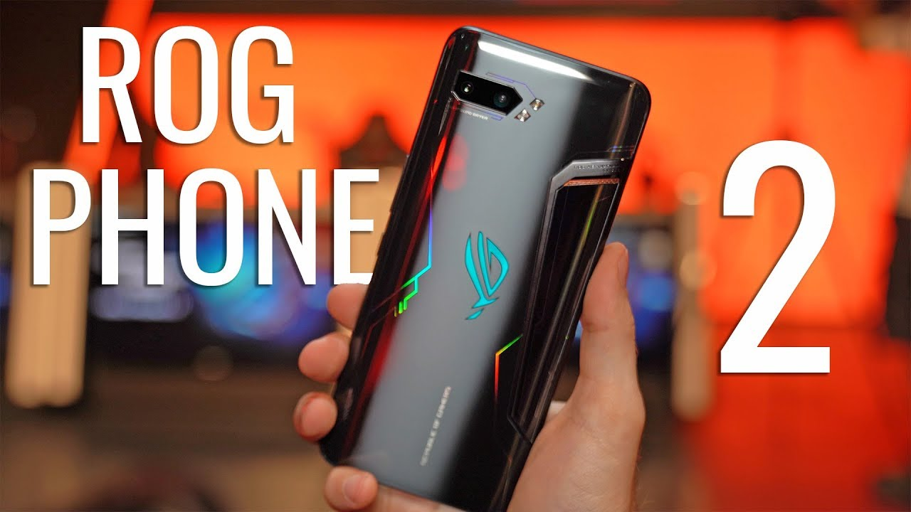 ASUS ROG Phone 2 The BEST hardware
