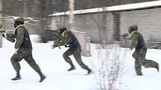 В Костроме резко вырос спрос на командные игры в пейнтбол