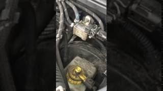 """Cliquetis"" électrovanne VAG Volkswagen Golf IV TDI 90"