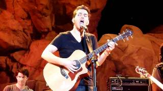 Andy Grammer - Apologize - Wolf Den Mohegan Sun 10/2/11