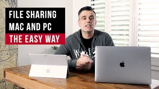 How to Share files between a Mac and PC in 5 easy steps