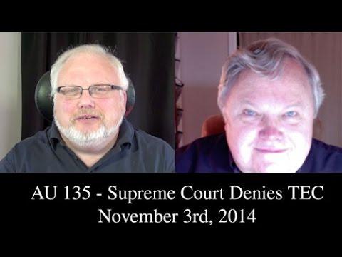 AU 135 - Supreme Court says no to TEC