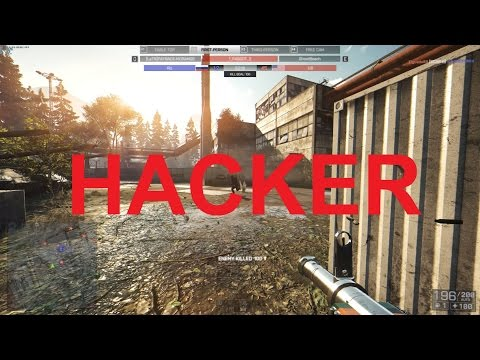 Battlefield 4 Hacker caught 1_F4GGOT_1 Spectator Mode English
