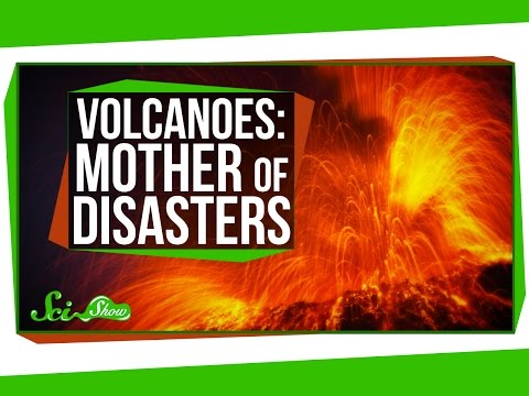 Volcanoes: Mother Of Disasters