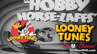 LOONEY TUNES (Looney Toons): Hobby Horse Laffs (1942) (Remastered) (HD 1080p)