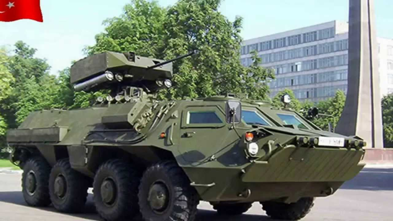 Top 10 Armored Personnel Carriers 2015 - YouTube