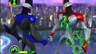 Ben 10 Ultimate Alien Cosmic Destruction Parte 26 Final