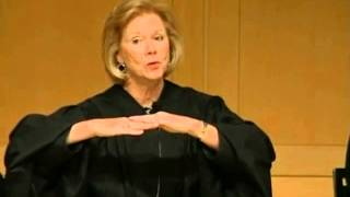 Courts in the Community: Judge Marjorie Rendell on the