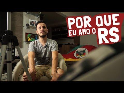Por que eu AMO O RIO GRANDE DO SUL