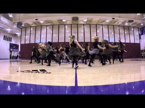 Advanced Hip-Hop: Divas | Winter 2015 Dance Showcase | Wilfrid Laurier University