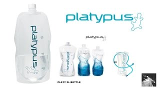 Platypus bottle Бутылка Платипус 2 литра обзор