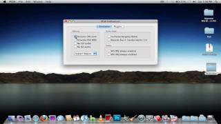 PCSX (PSX) Emulator for Mac OSX
