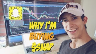 Why I Bought $SNAP (SNAPCHAT) Stock To Profit | Penny Stock Investor