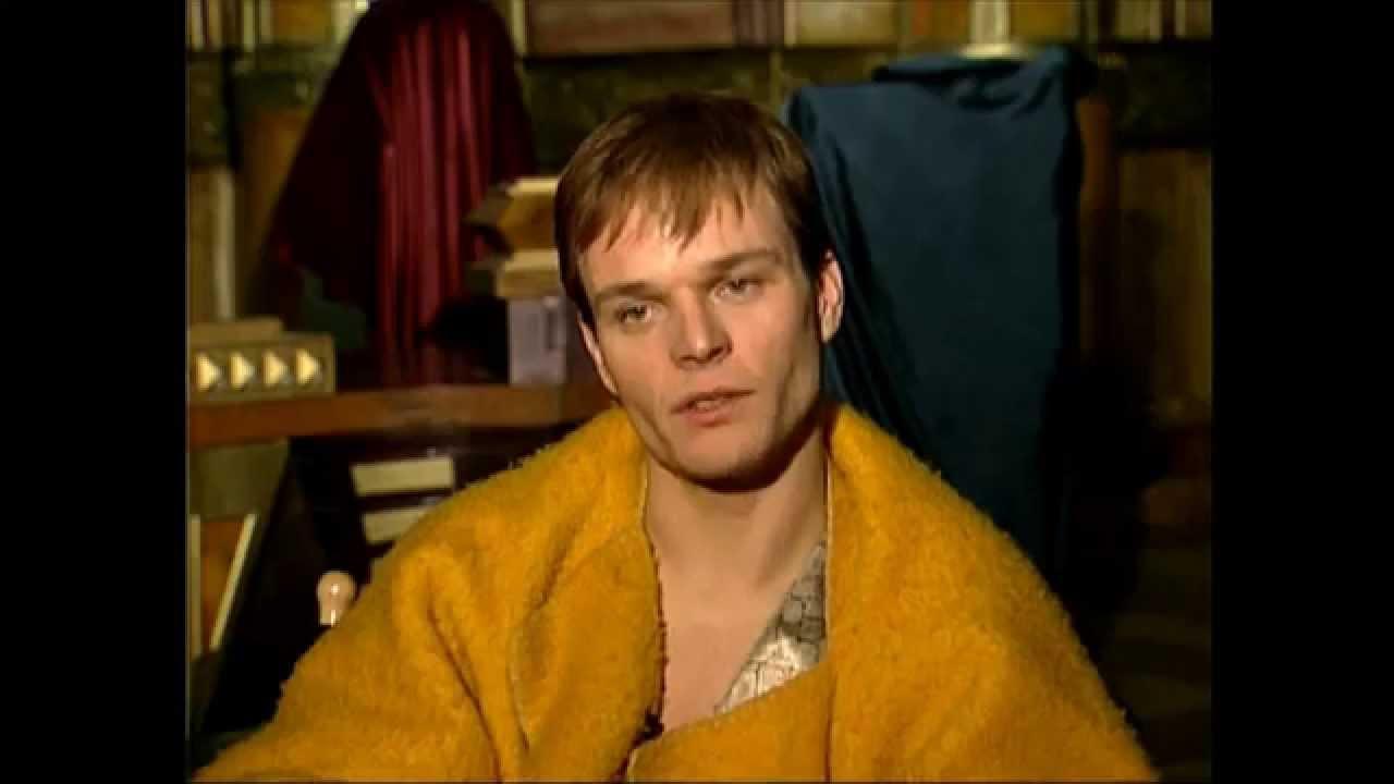alec newman actor