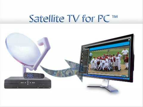 Pc satellite tv adulte