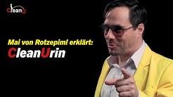 Mai von Rotzepiml erklärt CLEANURIN von CleanU