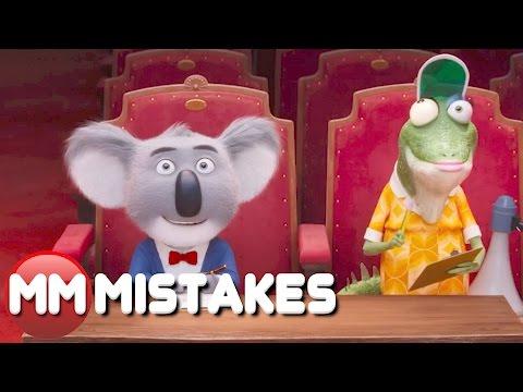 10 Sing Movie Goofs You Missed |   Sing Movie 2016 |   MOVIE MISTAKES