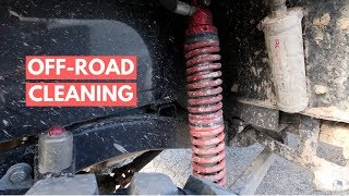 GRUNT WORK: Cleaning and Detailing Off-Road Vehicles - How To Clean Dirty Car
