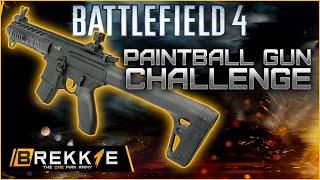 The PAINTBALL GUN ChaĮlenge | Battlefield 4 Engineer Gameplay