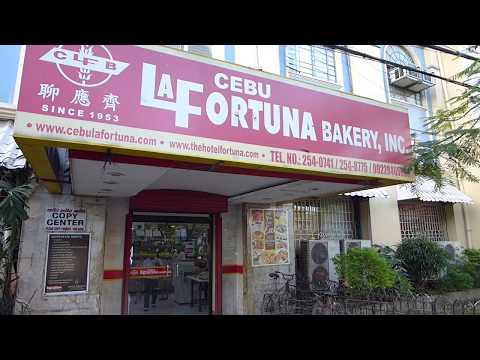 La Fortuna Bakery walk through