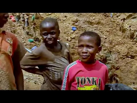 Digging For Gold: Conflict In The Congo - Equator - BBC