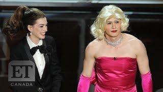 Disastrous Oscar Hosts