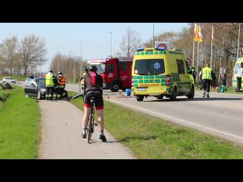20.04.21 Påvirket billist i frontalt sammenstød ved Gørlev