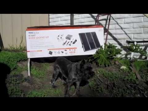 Harbor Freight Solar Power System Review