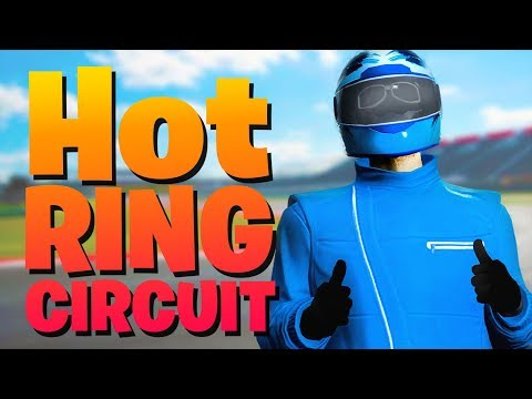 NEW! Super Sport Series Hot Ring Circuit Racing With Subs | GTA Online 1.43