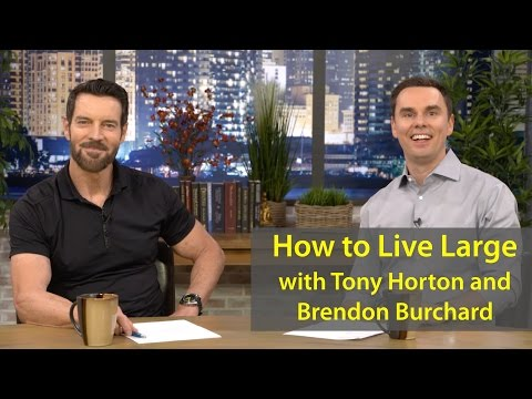 Special Episode: P90X Creator Tony Horton and Brendon Burchard on the Power of Intensity