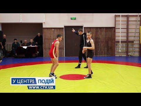 Телеканал C-TV: Турнір для борців