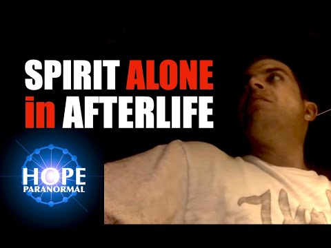 Stuck Spirit is ALONE in the Afterlife because of what he DID - Chris Part 2