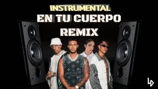 (INSTRUMENTAL) En Tú Cuerpo Remix, Lyanno x rauw Alejandro x lenny tavarez x María becerra [By L.D]